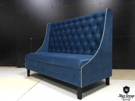 фото диванов для ресторана, кафе, бара, зала ожидания, салонов красоты, офисов, студий