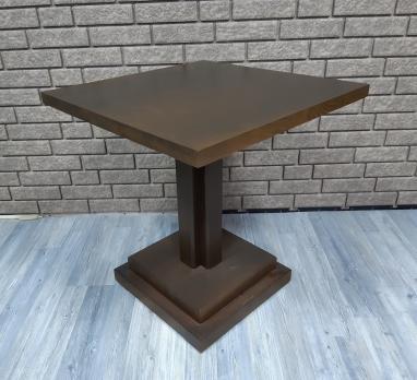 Квадратный стол для бара